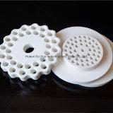 Isolateur de chauffage de gros Mullite disque céramique plaque en céramique