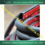 車のドアおよびWindowsのためのカスタマイズされた付着力のゴム製シールのストリップ