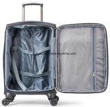 """工場は高品質のオックスフォードファブリック20を""""、24組の""""、28 """"旅行圧延の荷物の箱セット、習慣OEMトリップのための実用的な屋外旅行スーツケース/トロリー袋作る"""