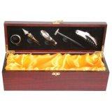 Caixa de madeira do vinho - 2