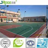 Nuova vernice sviluppata del pavimento del campo da pallacanestro