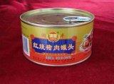 Las conservas de carne de cerdo estofadas