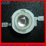 360nm 280nm 400nm 420nm 660nm 730nm y 850nm UV LED de alta potencia emitida Color Púrpura (HH-1PM2AR11-T)