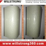 panneau blanc de signe de matière composite d'Acm de lustre de 4mm Doubleside