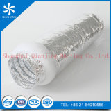 as standard double Layers Aluminum polyester Insulation flexible Duct