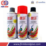 Azul de la pintura de aerosol en China