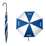 주문을 받아서 만들어진 선전용 싼 우산 사업 똑바른 골프 우산