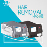セリウムはDepilation機械ファイバーによってつながれたダイオードレーザーの毛の取り外しを承認した