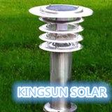 Illuminazione solare quadrata della lampada dell'indicatore luminoso del prato inglese del LED (KS-3110)