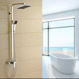 Chuveiro dourado elevado do banheiro de Qaulity (WH88039H)