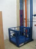 CER Zustimmungs-teleskopischer Plattform-Fracht-Aufzug