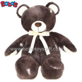 Adorável Bege Peluche Teddy Bear Toy com material mais macio