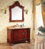 Module de salle de bains classique européen, vanité de salle de bains (8016)