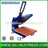 Stampatrice della pressa di calore della maglietta, macchina piana della pressa di calore, macchina aperta della pressa di calore dell'automobile