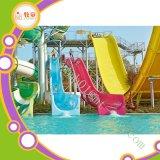 O Aqua Park Água de fibra de equipamentos de playground para crianças
