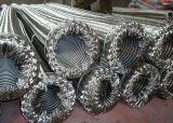 Tubo acanalado del acero inoxidable del OEM con el fabricante de las trenzas