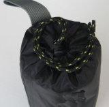 Im Freien Rohseide-mit Kapuze Zwischenlage-Ultra-Kleiner Ultra-Beweglicher Arbeitsweg verlängerter Schlafsack