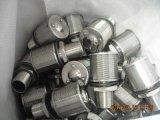 Acier inoxydable 304/316 gicleur de fil de cale de l'eau/gicleur de filtre pour le traitement des eaux