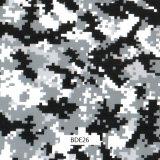 Folhas coloridas Camo Rebatimento Hidro padrão de filmes para a piscina Itmes (BDE11-2)