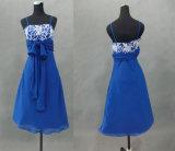 Vestito ricamato da Bridemaid (XT-011)