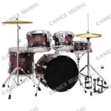Drum Set 5 PCS / Drum Kit Wood (DC1851)
