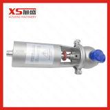 """3 """" перекрывной клапан нержавеющей стали 76.2mm SS304 SS316L санитарный пневматический"""