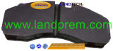 Commercial léger Vehicle Brake Pad Wva 29127/29267 pour le Lourd-rendement