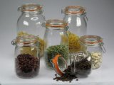 Almacenamiento de frascos de vidrio (9015000)