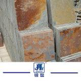 중국 제조자 벽 클래딩 & 마루를 위한 자연적인 녹스는 슬레이트 도와