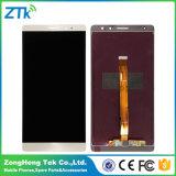 Huaweiの名誉の仲間8 LCDのためのデッドピクセルLCDスクリーンアセンブリ無し