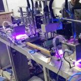 Machine UV d'imprimante d'écran d'allumeur complètement automatique de 2 couleurs