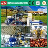 2015 Nouveau élaboré ensemble complet d'huile de palme de la machine (1t/h)