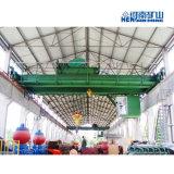 La sobrecarga de la industria de servicio pesado carro eléctrico Crane-Factory grúa puente