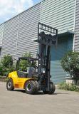Diesel van de V.N. 7.0t Op zwaar werk berekende Vorkheftruck met Origineel Motor Isuzu en Ce