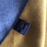 Новый стиль 100% вискозной шерсти с бахромой моды леди шарфом 200x71см (SC027)