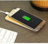 Cargador sin hilos de bambú de gama alta para el iPhone 6