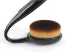 楕円形の歯ブラシの構成のブラシセットが付いている脂肪質のナナの専門の化粧品のブラシ