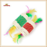 Pet Product Sisal Candy Style Cat Toy (KB3012)