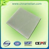 feuille de stratifié de fibres de verre de la résine Fr4 époxy de 0.2/0.3/0.5/0.8mm