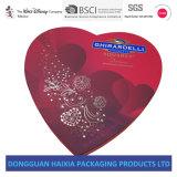 Коробка подарка сердца lhbim дня Valentines форменный для пакета шоколада