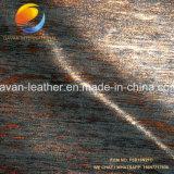 Верх из синтетической кожи Yumbuck металлик поверхности для леди обувь