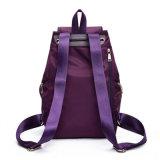 2018 Новый Стиль нейлоновая ткань сумки через плечо Lotus печать рюкзак (ГБ#1622 MF)