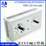 Verwendete LED wachsen helles volles Spektrum, Gewächshaus-Hydroponik 120W PFEILER LED wachsen Licht