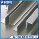 6063 T5, T6 L Form-Aluminiumwinkel/Ecke mit Strangpresßling-Profilen