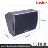 8 Zoll-Koaxialfachmann PA-Audiosystems-Lautsprecher EV