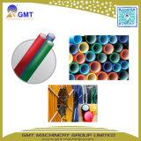 Extrusion simple en plastique de vis de galerie pour câbles de pipe de faisceau de silicium de HDPE