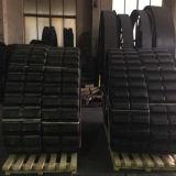 Cadenas de caucho adoquín de hormigón para camiones
