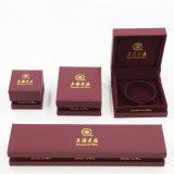 Самая последняя коробка ювелирных изделий Jewellery подарка упаковки пластичный упаковывать конструкции (J51-E1)