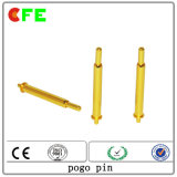 BAD Gold überzogene Prüfung Pogo Pin-Fertigung