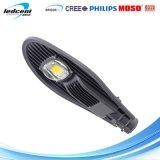 단순한 설계 탄미익 LED 가로등 50W 가로등